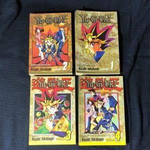 Yu-Gi-Oh! Shohen-Jump Graphic Novel Bundle